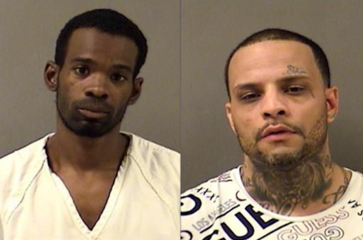 Two men accused of beating woman who allegedly shot and killed 20-year-old woman