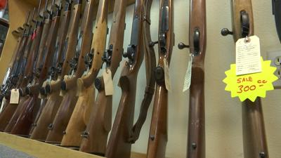 Gun shop owner sees increased demand for guns and ammunition, decreased inventory