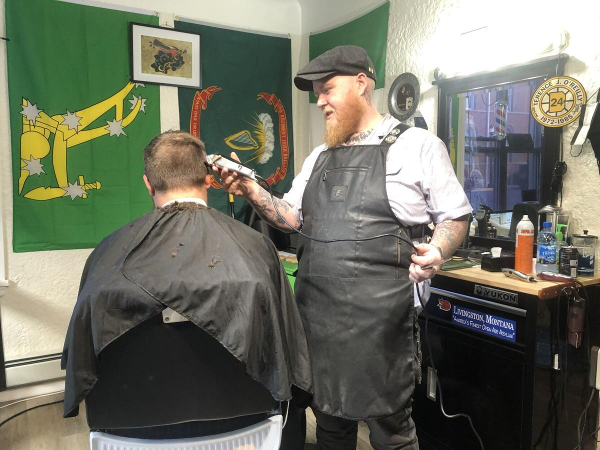 Southwest Montana haircut, personal care businesses booked up weeks in advance