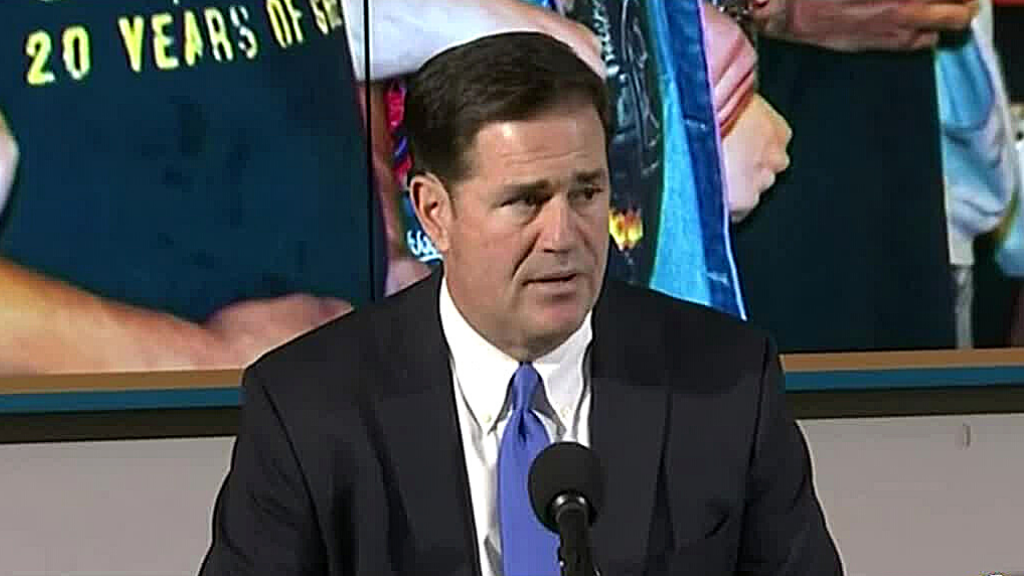 Governor Ducey, state leaders react to nationwide protests