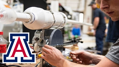 UArizona co-op extension, 4-H program join fight against COVID-19 with prototype designs for ventilator parts