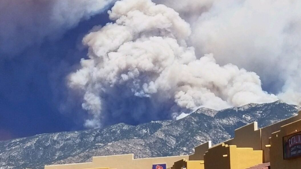 Bighorn Fire burns 74,547 acres; 33% contained