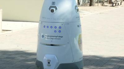 Pima Community College Robot