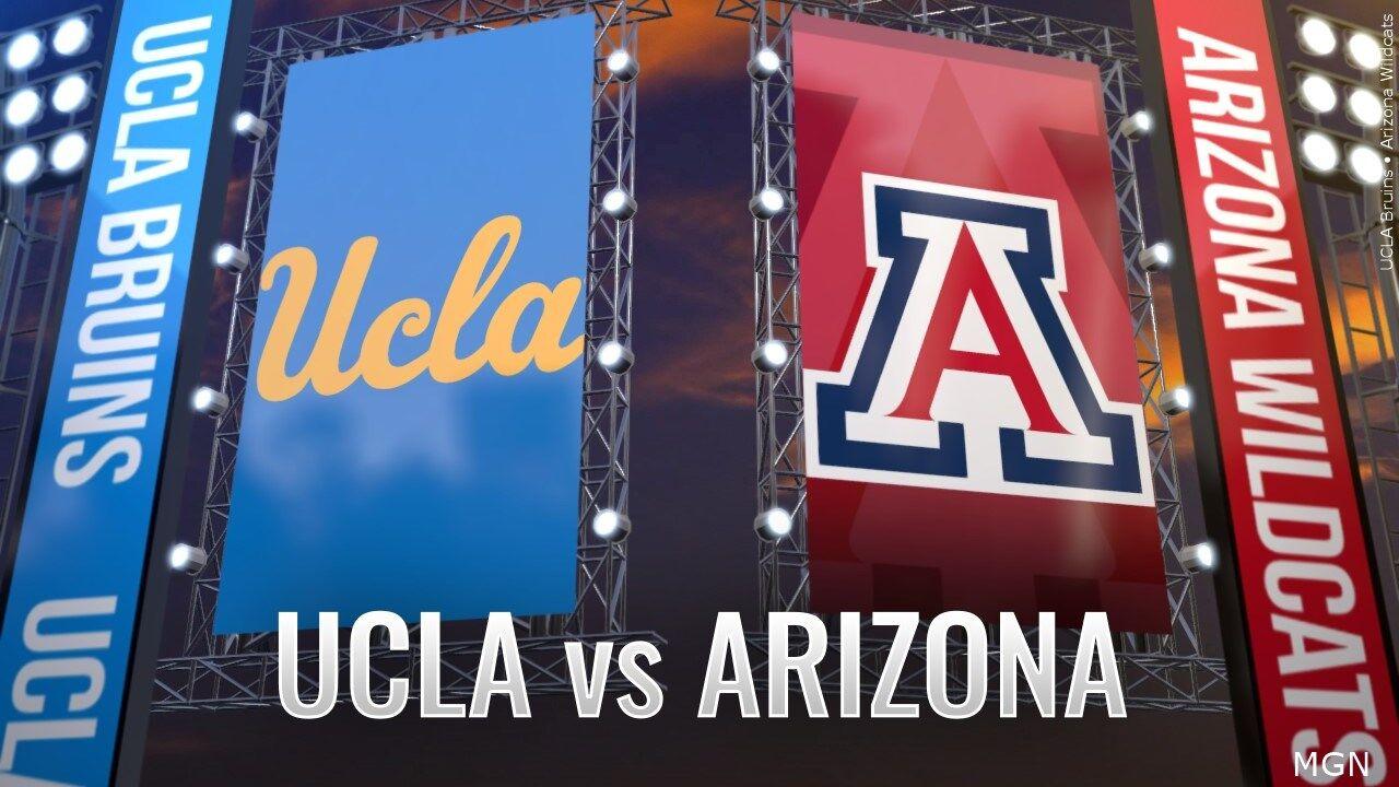 UCLA vs. UA titled