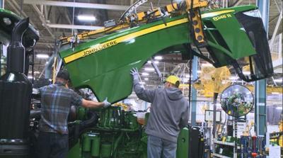Deere workers