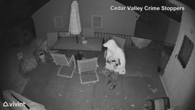 Cedar Valley Thefts