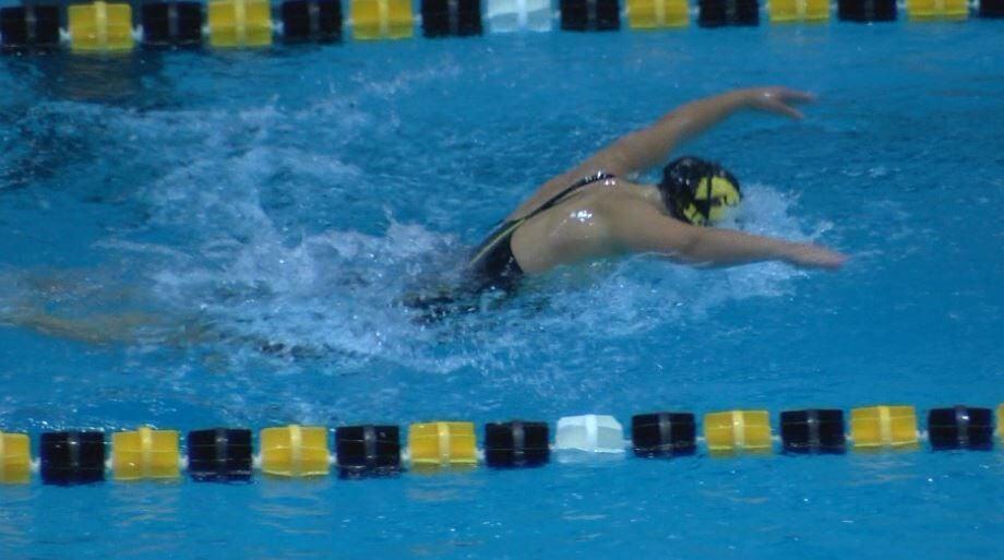 iowa swimming