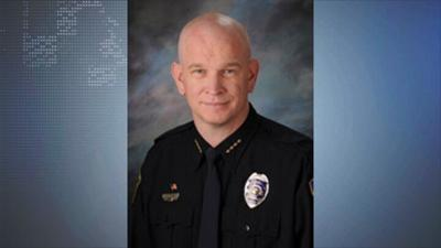Dubuque Chief of Police Mark Dalsing