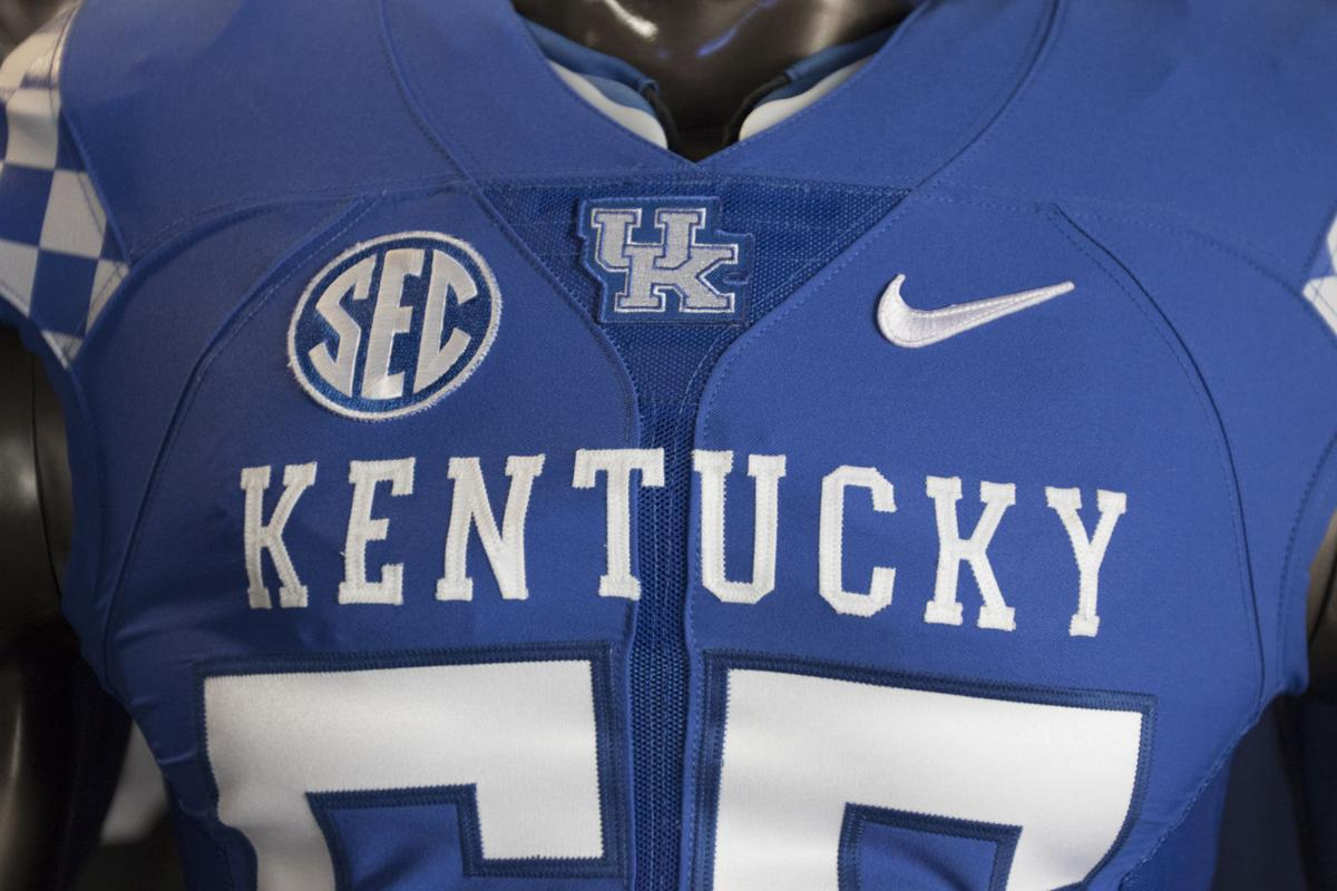 UK and Nike Unveil Uniforms