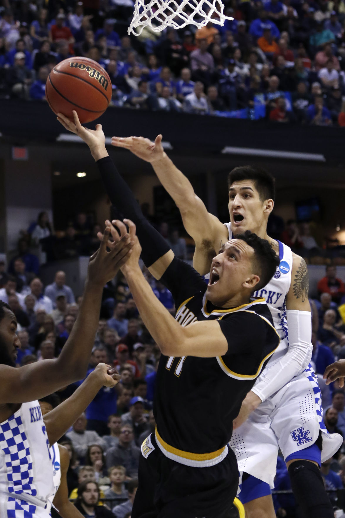 Kentucky vs. Wichita State