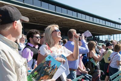 FOR RAILBIRD ARTICLE- Keeneland College Scholarship Day