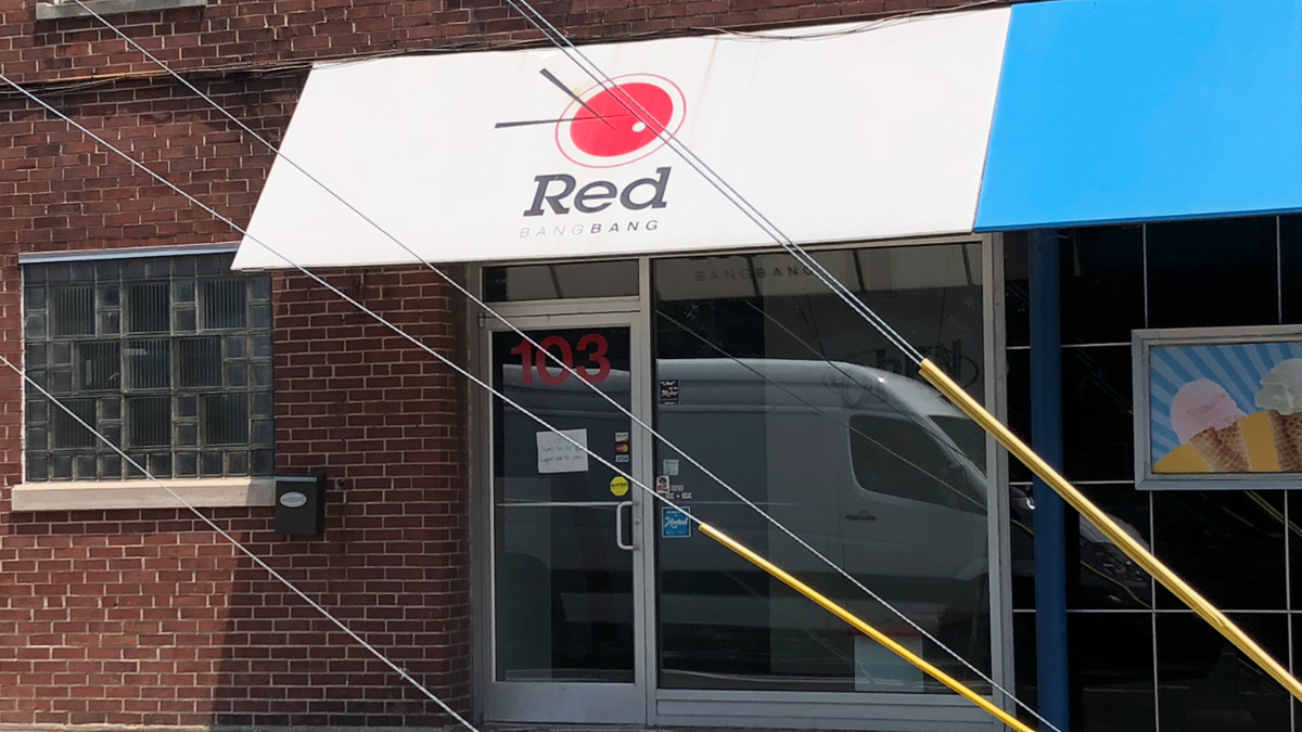 Update Red Bang Bang Closed For Now Not Forever Near Campus Store
