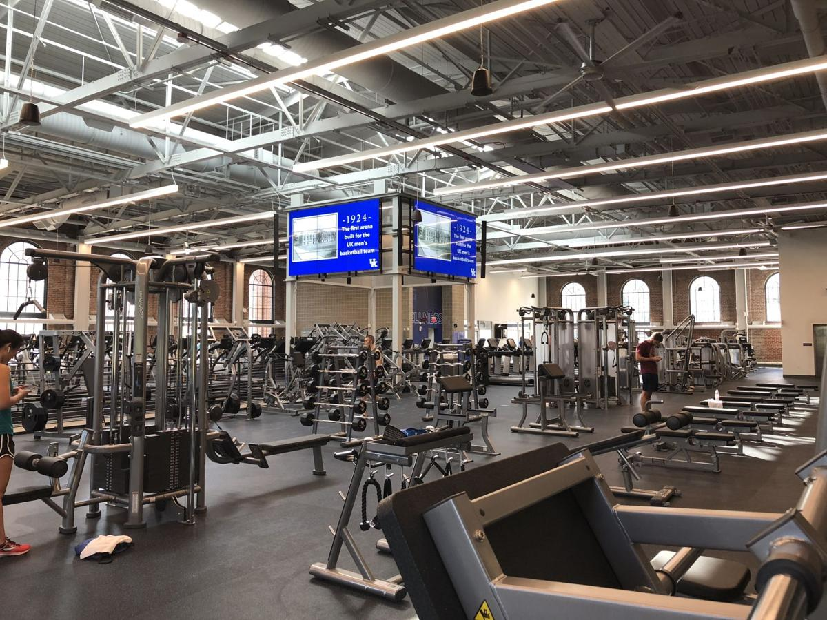 'So excited' for UK's new Alumni Gym? Here's what you need to know.   News    kykernel.com