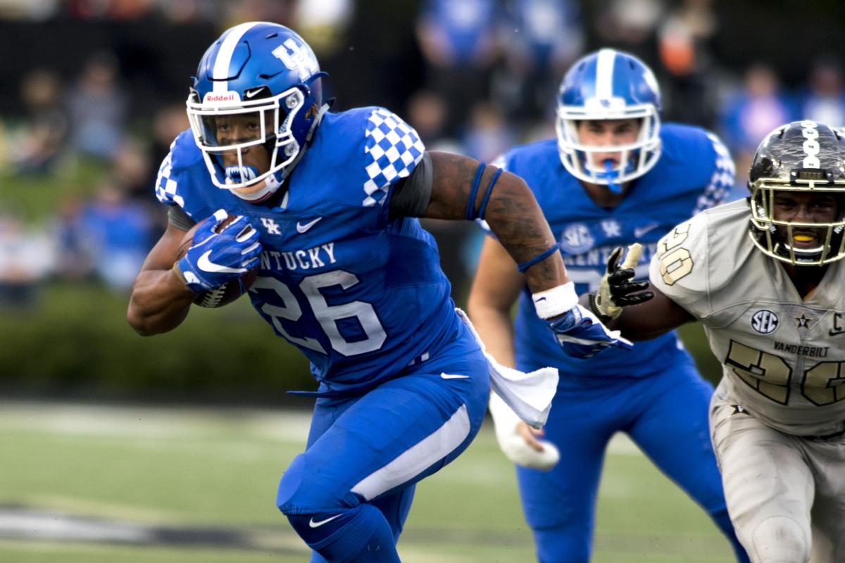 UK's defense returns to form in beatdown of Vanderbilt ...