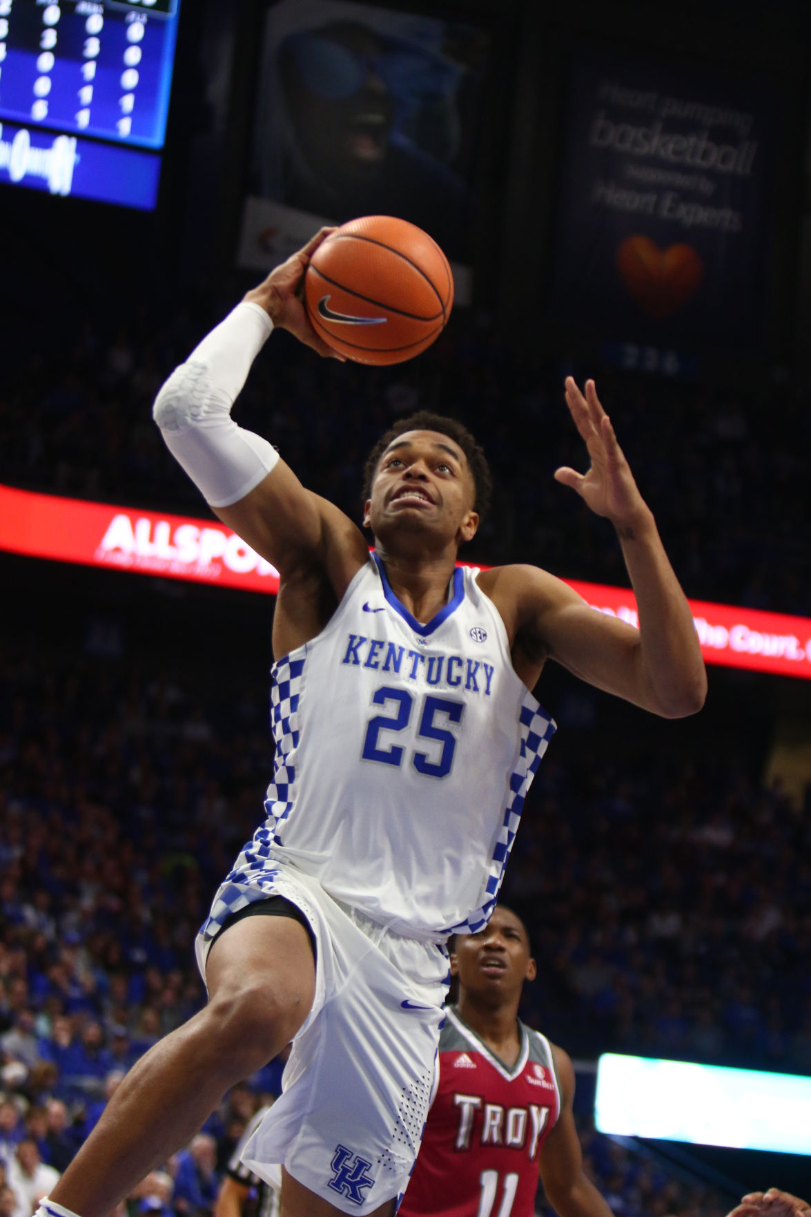 UK basketball survives Troy comeback attempt | Sports ...