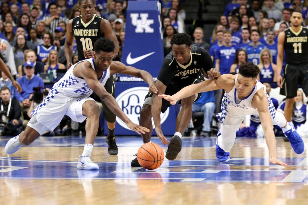 Cowgill 6 Uk Basketball Visits Vanderbilt Tuesday: Cats Hoping To Come Out Stronger In Games, Avoid Comebacks