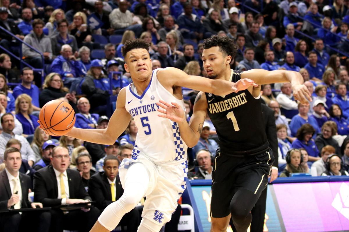 Cowgill 6 Uk Basketball Visits Vanderbilt Tuesday: UK To Face Road Test After Two Big Wins