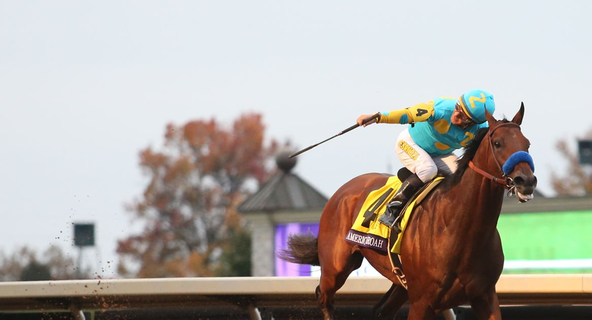 American Pharoah takes the Classic