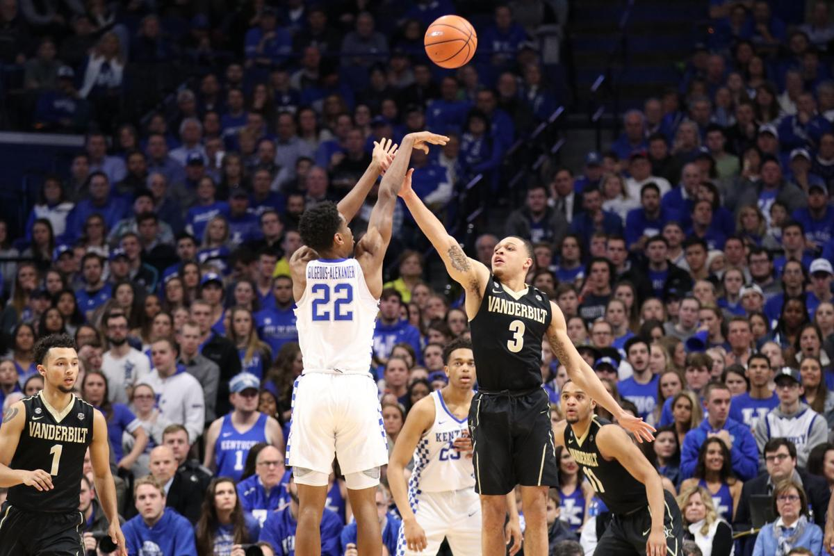 Cowgill 6 Uk Basketball Visits Vanderbilt Tuesday: 'Mamba In My Roots': Quade Green Breaks Down Game-winner