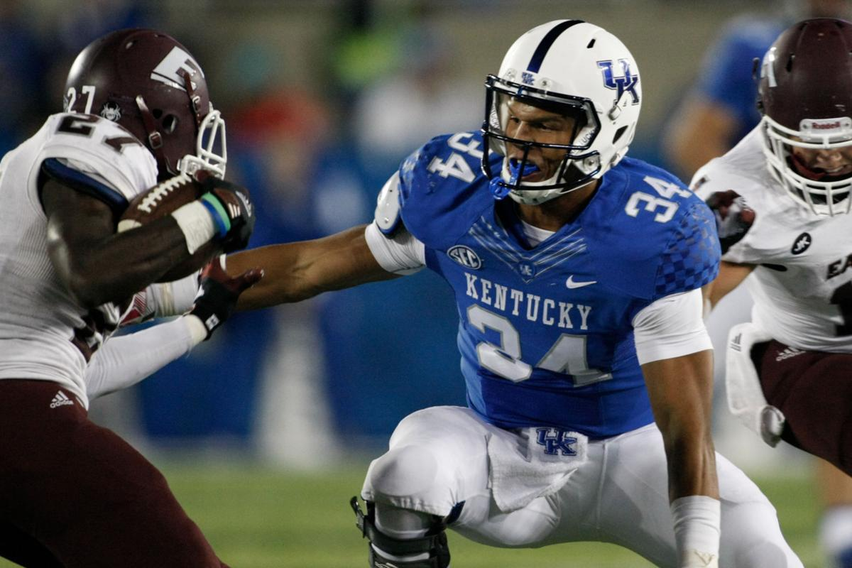 EKU head coach impressed by UK's defense | Sports ...