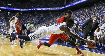 Photos: UK vs. Illinois State