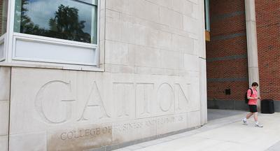 Gatton opens with new classrooms, auditorium