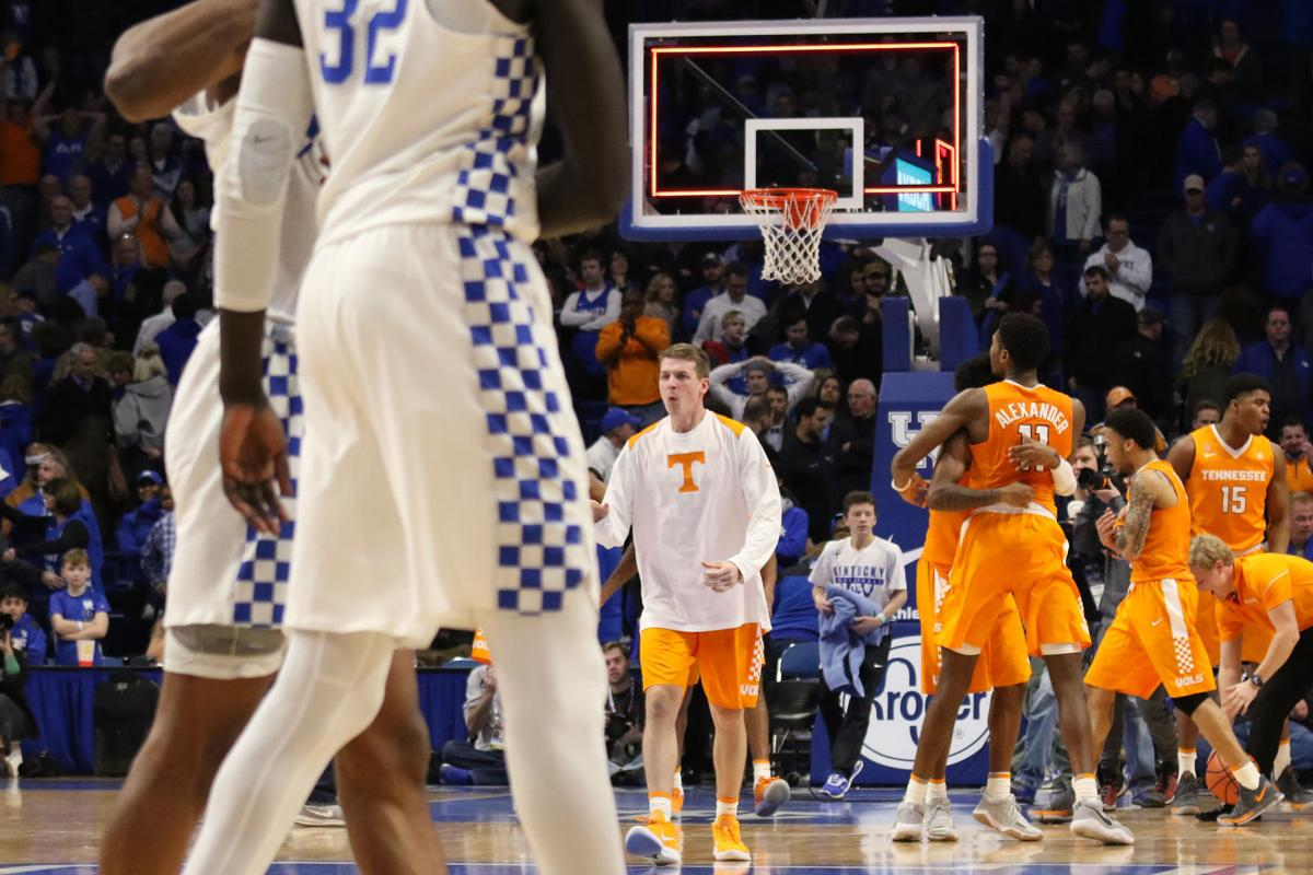 Uk Basketball: UK's Loss To Tennessee Stings As Players, Calipari Take