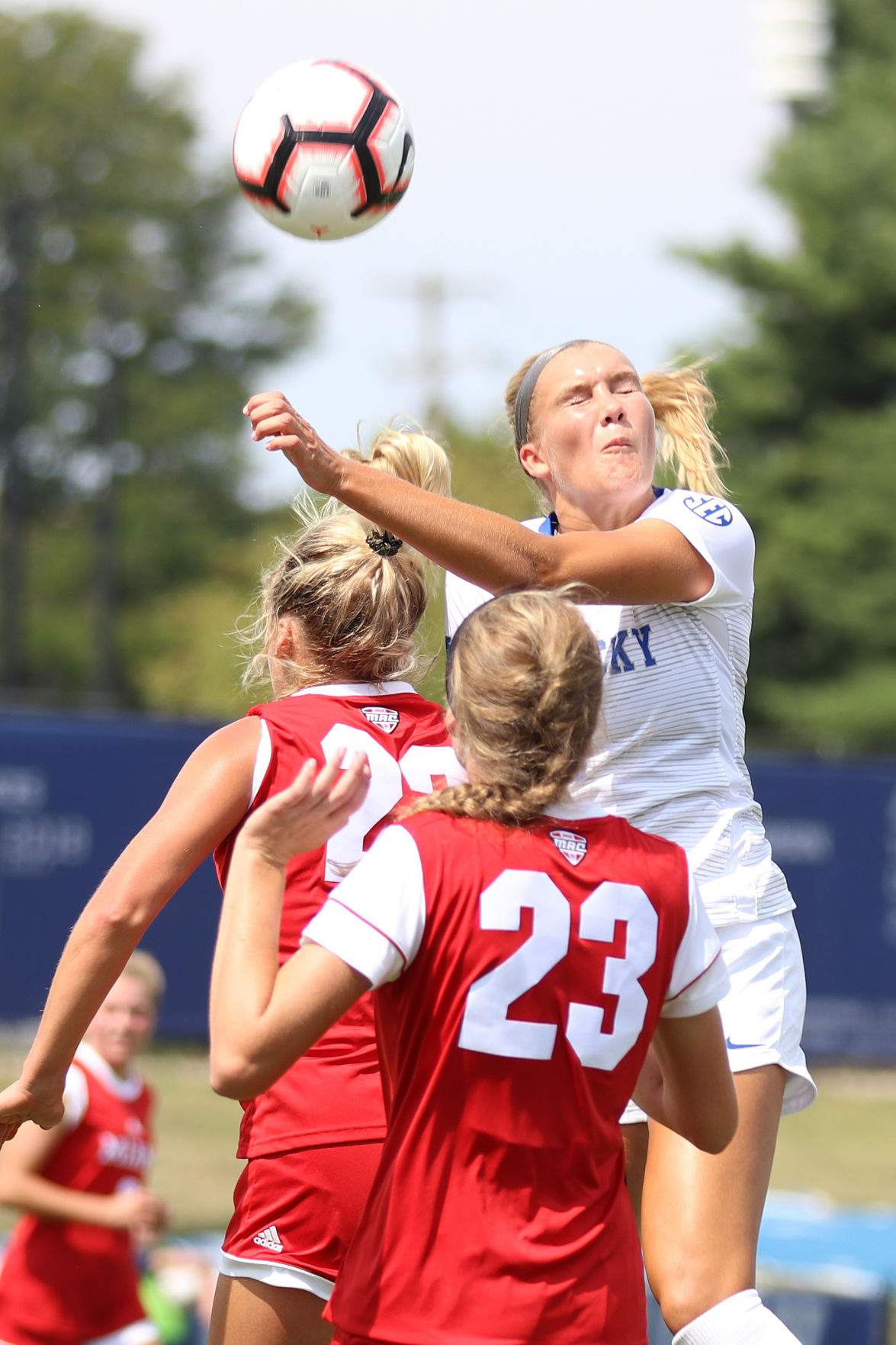 12- Kentucky Women's Soccer vs. Miami (Ohio)