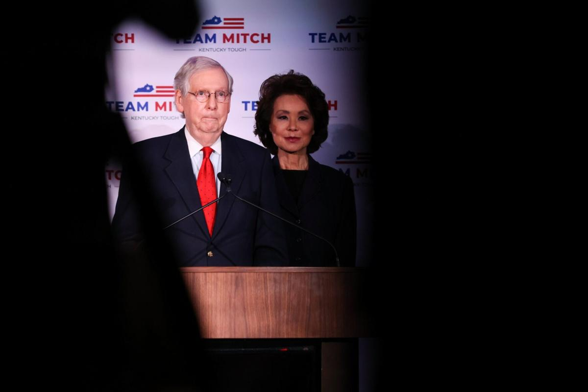 "A ""clear choice."" McConnell defeats McGrath to win his ..."