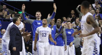 Photos: UK vs. NJIT