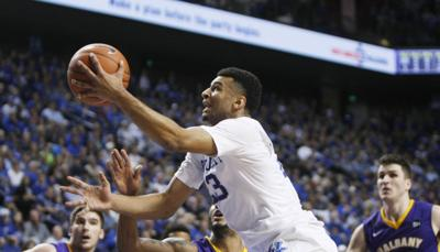Photos: UK vs. Albany