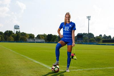 Abby Steiner given two platforms to succeed at Kentucky