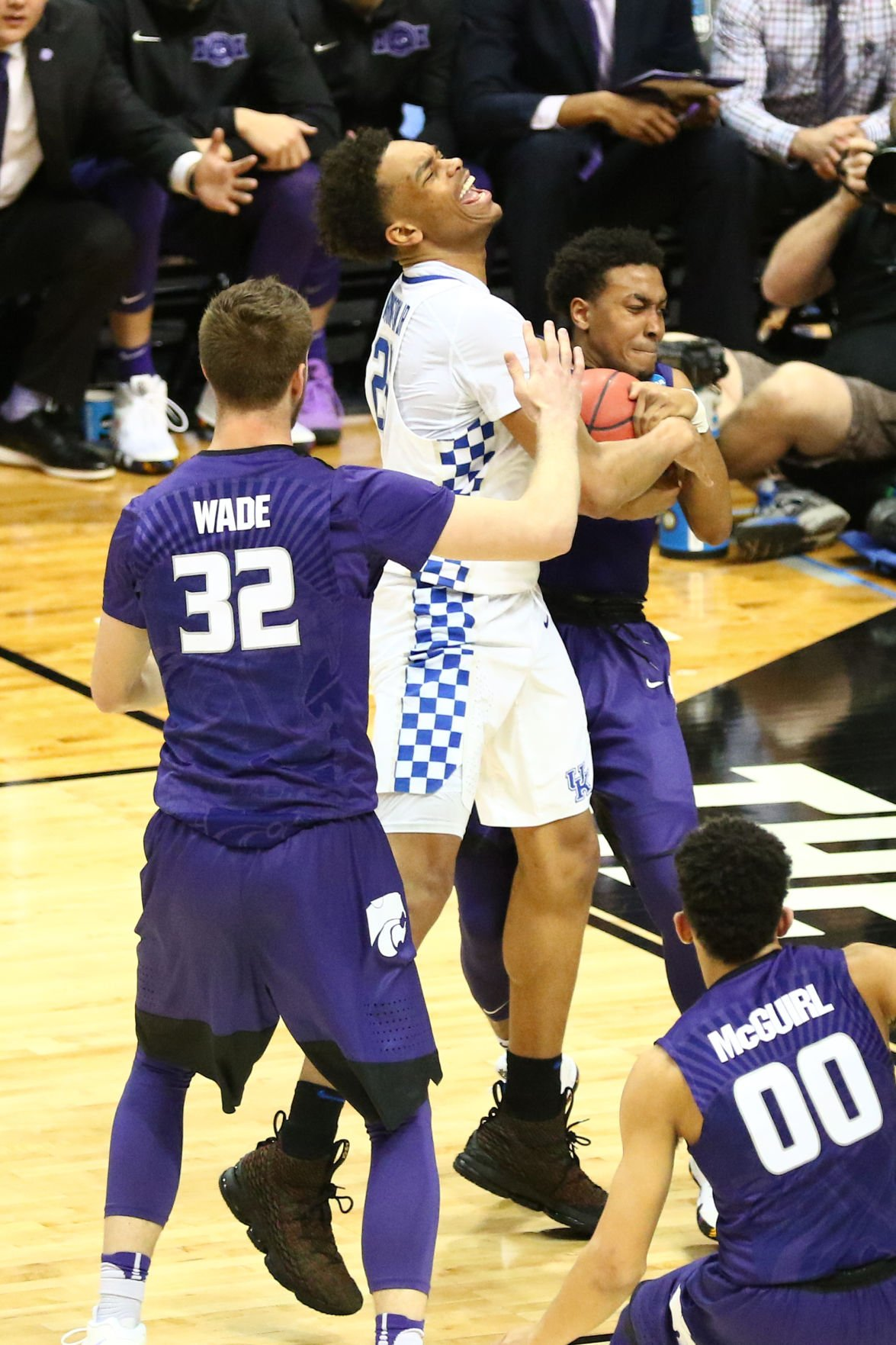 c837e9c758fe Missed opportunities lead to a missed opportunity for UK in Atlanta ...