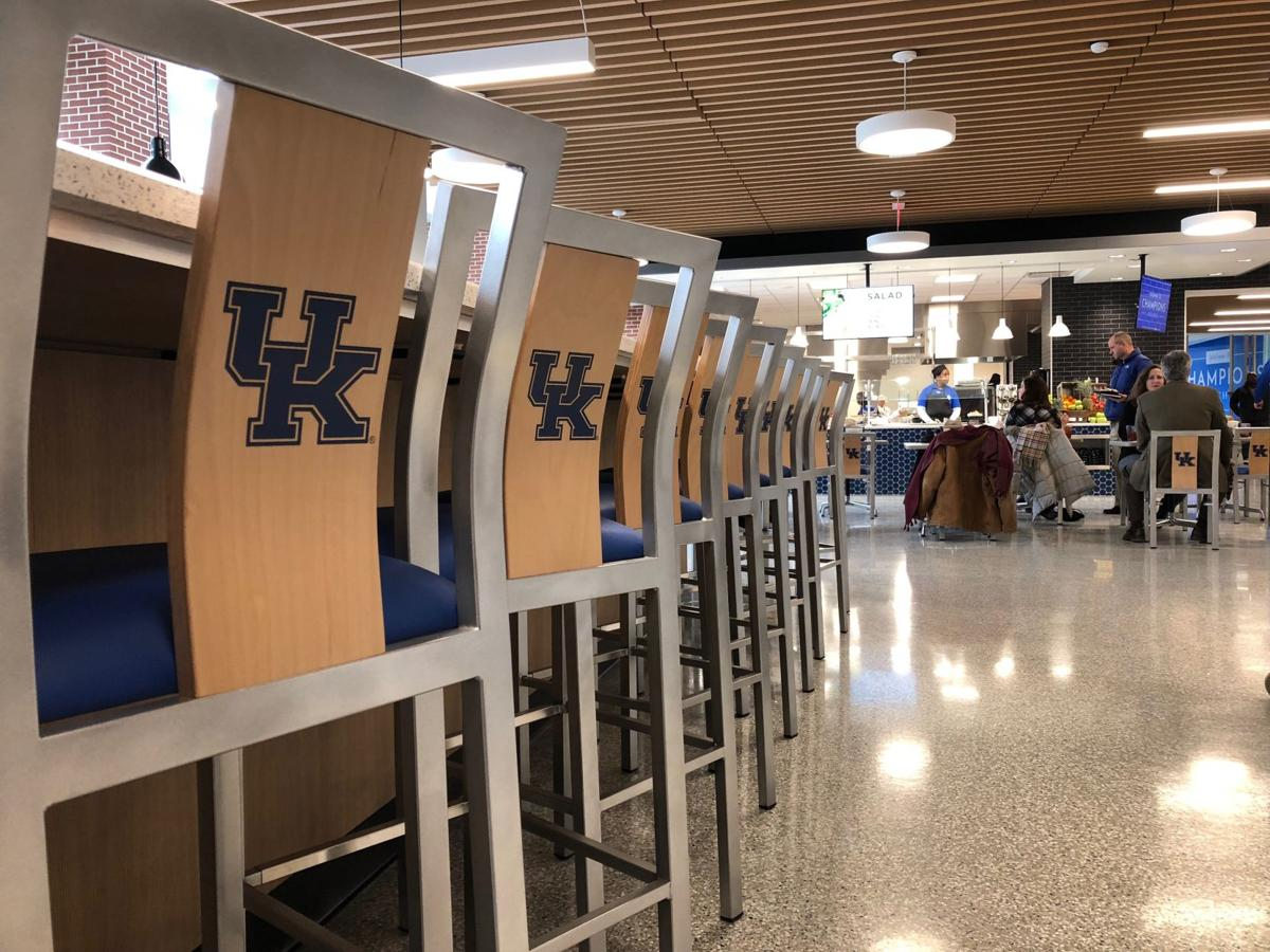 Uk Approved To Expand Gatton Student Center Dining Areas