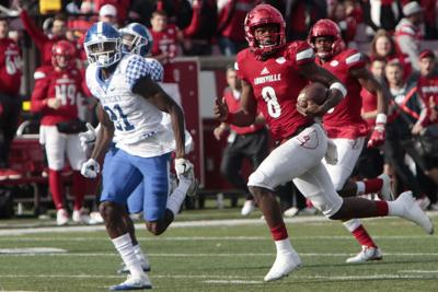 Scouting report: Louisville football | Sports | kykernel.com
