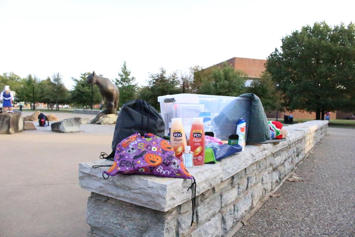 BSU donation event