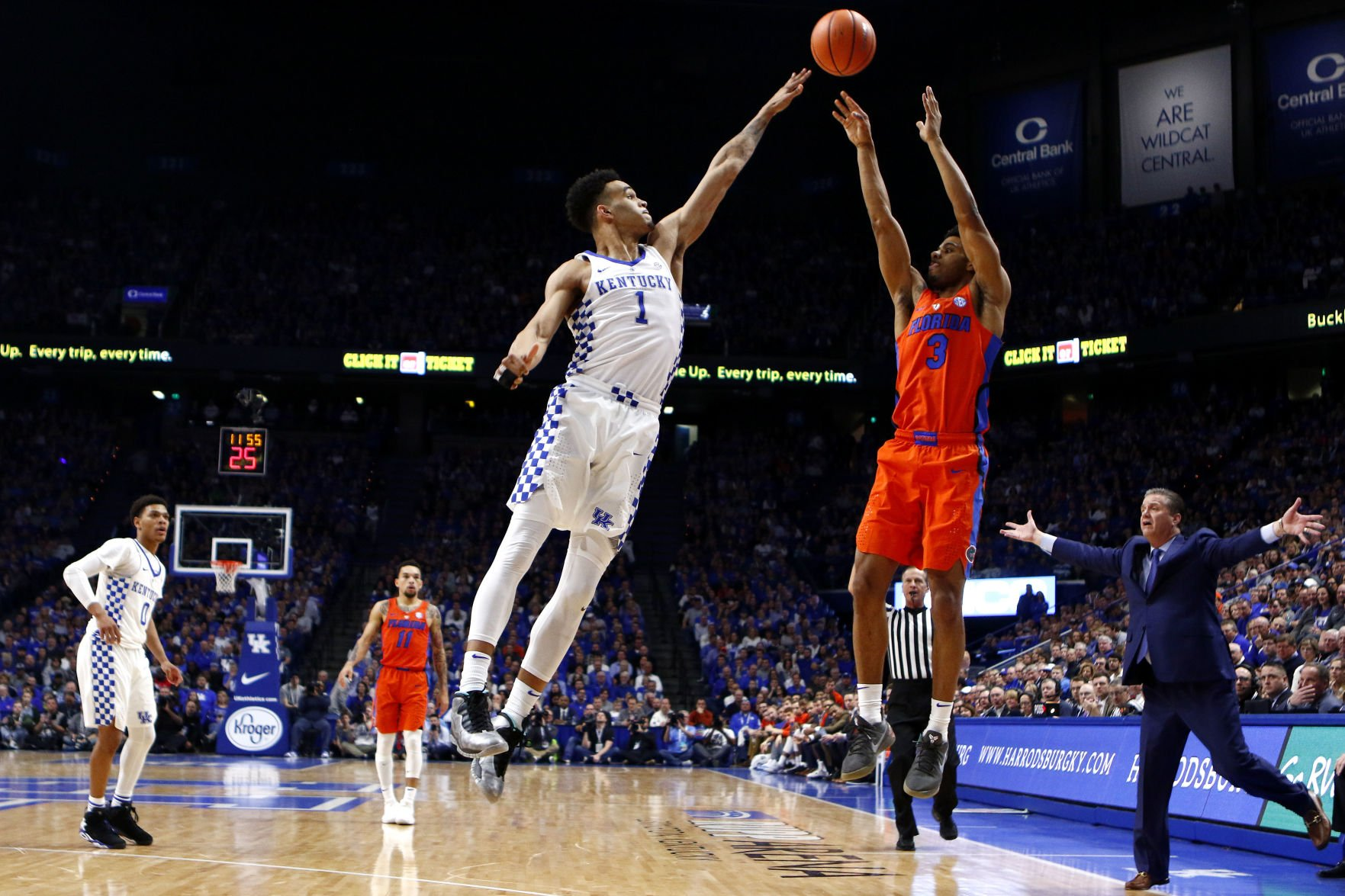 Kentucky Men's basketball vs. Florida | Kentucky Kernel