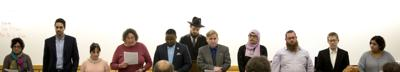 Chabad Solidarity Event