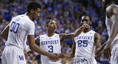 UK keeps fans comfortable with dominant performance