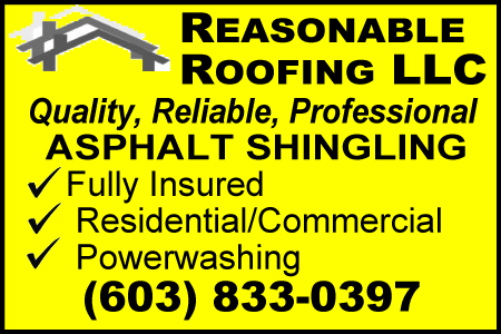 REASONABLE Roofing LLC Asphalt Shingling