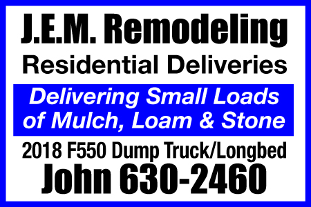 J.E.M. Remodeling Deliveries