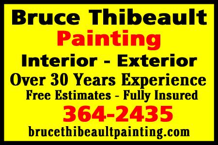 BRUCE Thibeault painting