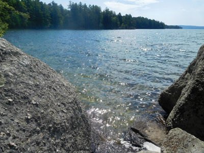DuBois — Ahern State Park, a jewel in the Lakes Region