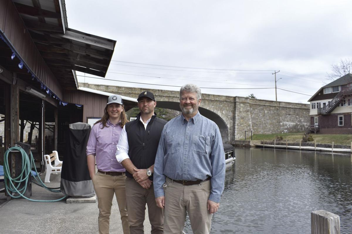 North Water Marine trio