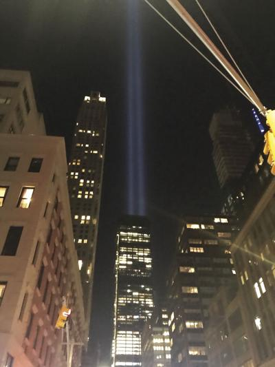 memorial lights
