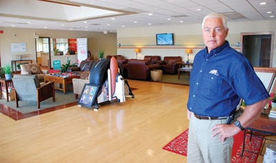Courting the jet set at Laconia Airport