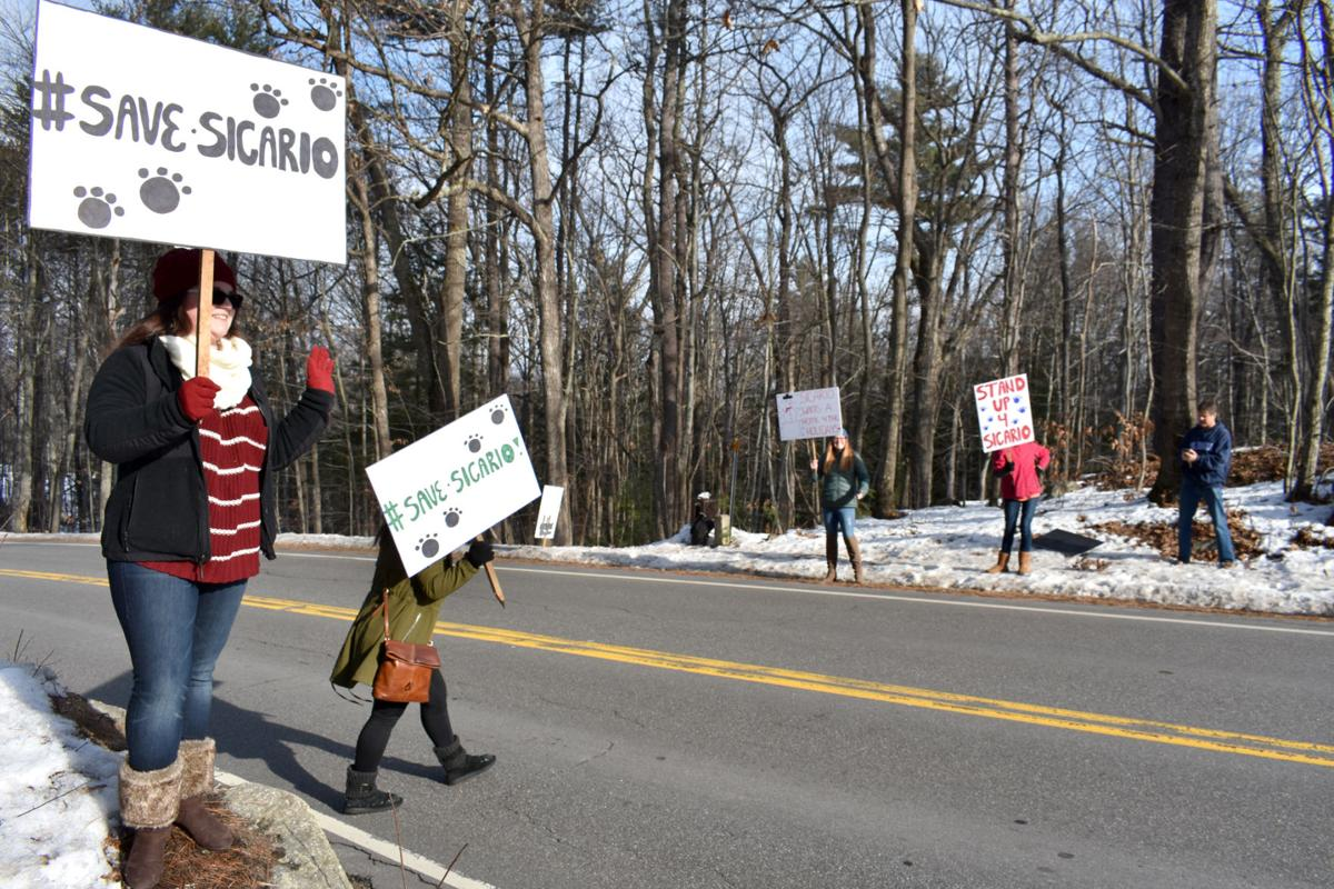 12-7 NH Humane Protesters