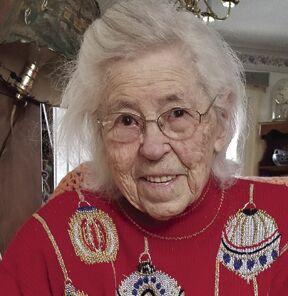 Emma G. Gosselin, 99