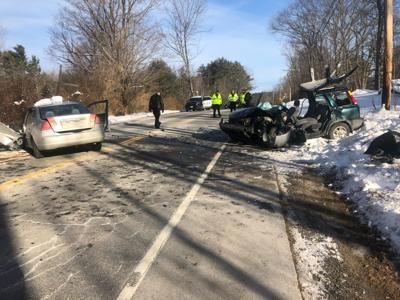 Fatal Belmont crash