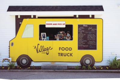 Gilford Village Store food truck